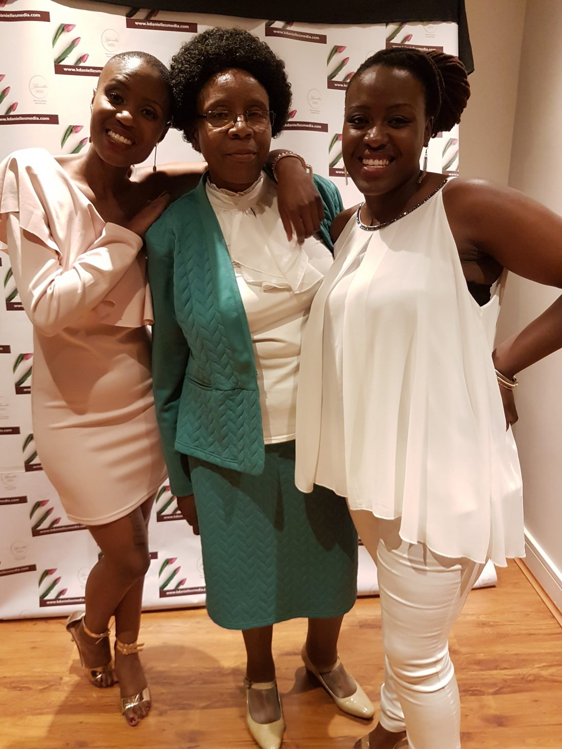 Friends And Family Gather For The Launch Of KDanielles Media