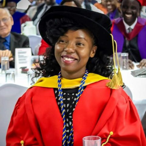 Africa's Youngest Female PhD Graduate