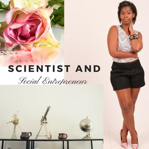 The Scientist Who Tackles Social Issues