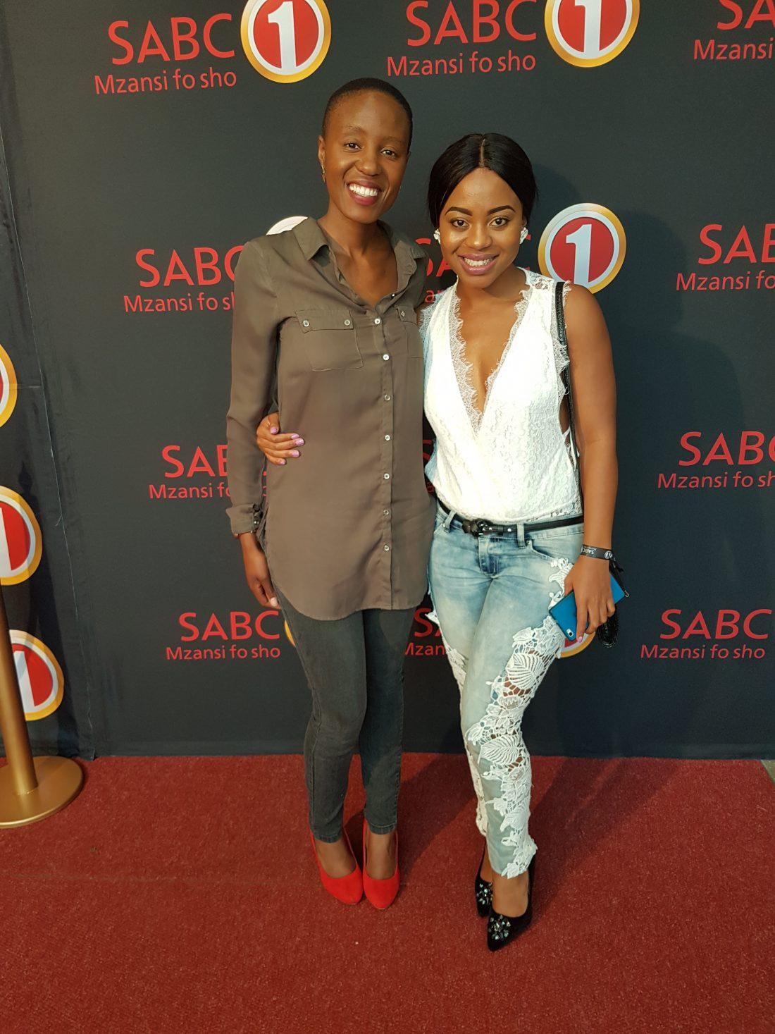 Gabisile Tshabalala and Kati Dijane