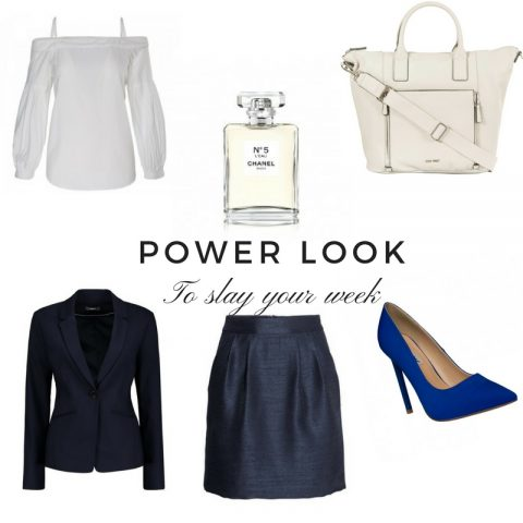 Power Look To Slay Your Week At The Office
