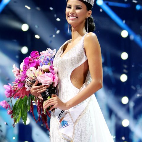 Get To Know Your New Miss South Africa, Tamaryn Green