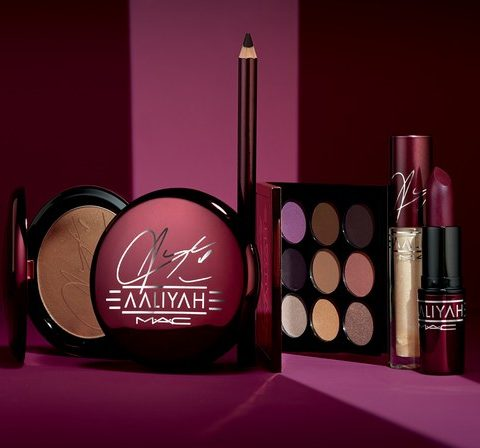Mac x Aaliyah Make Up Range To Hit Stores Later This Month