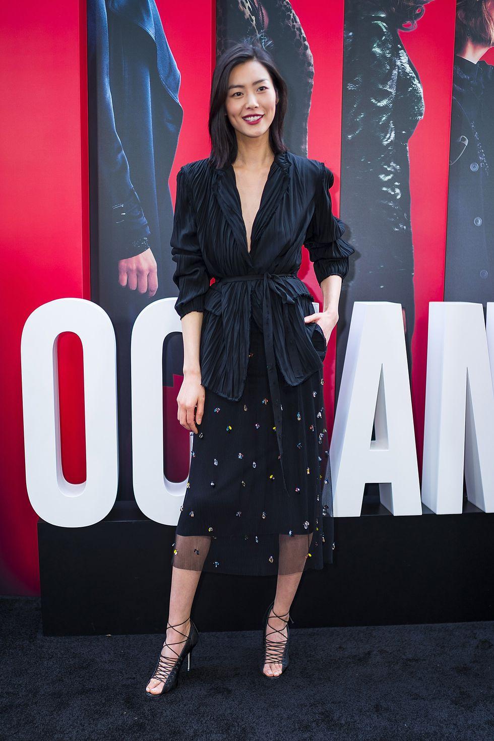 Ocean 8's Red Carpet Premier Was a Fashion Haven