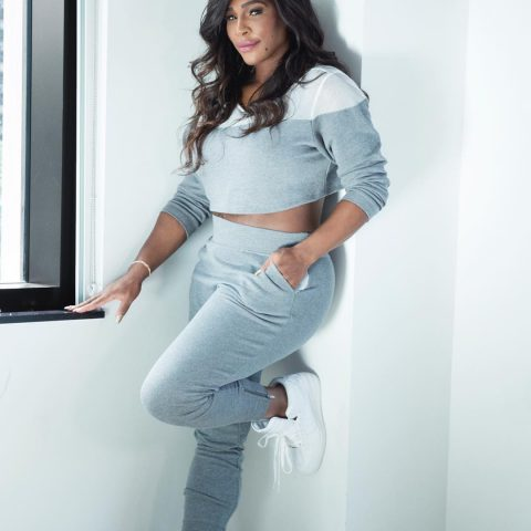Tennis Icon, Serena Williams Launches New Clothing Line