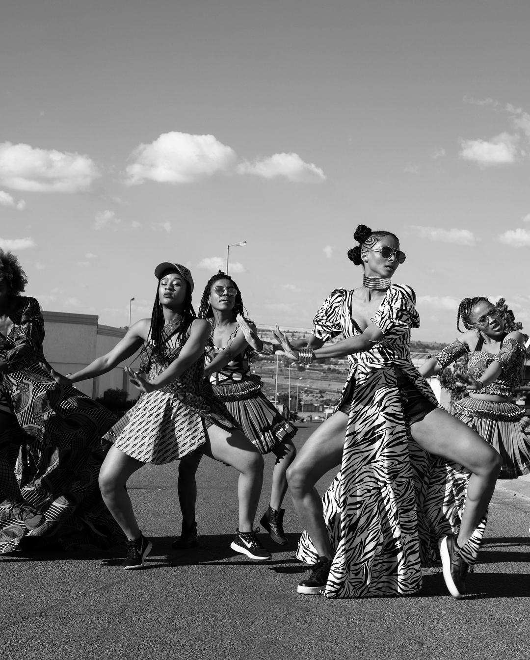 Trevor Stuurman, Rich Mnisi Are Creative Forces Behind Ciara's Freak Me Video