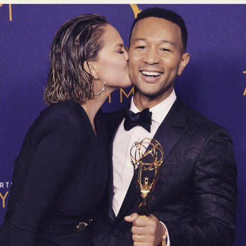 John Legend Becomes The Newest EGOTs With An Emmy Win