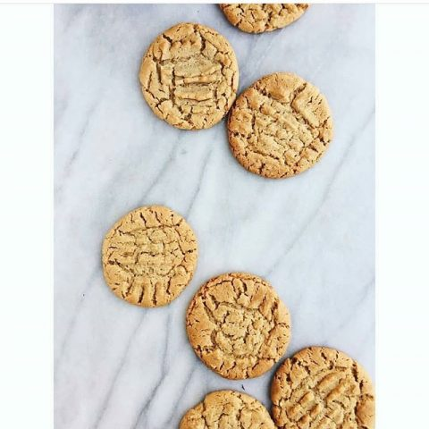 Monday Recipe: Ginger Biscuits