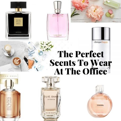 The Perfect Scents To Wear At The Office