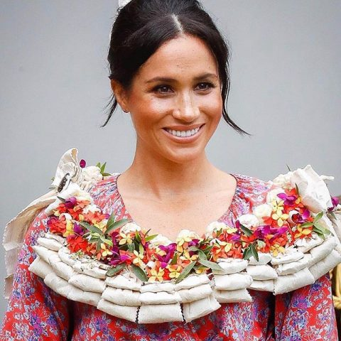 Meghan Markle's First Royal Tour Speech Focuses On Education