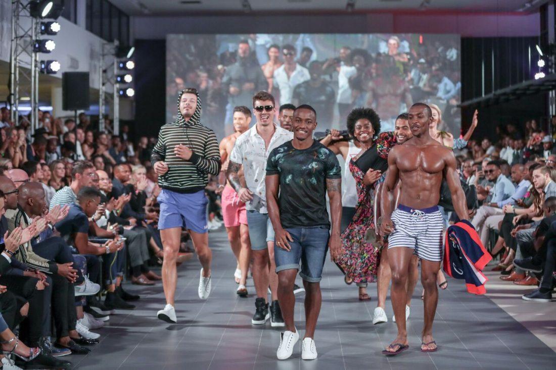 SA's Premium Menswear Fashion Show Recently hit Joburg