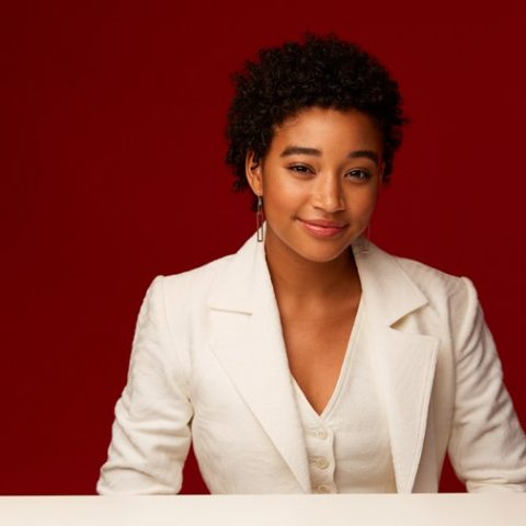 Amandla Stenberg on Sexual Assault and Coping With Trauma