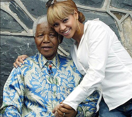 Beyonce Pens Heartfelt Letter To Nelson Mandela Ahead of Festival