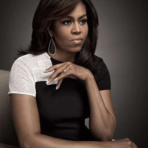 Michelle Obama Opens Up About Fertility Struggles