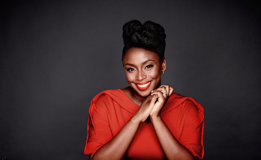 Chimamanda Ngozi Adichie Tributes Nelson Mandela at UNISA
