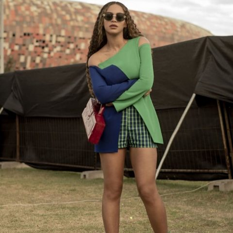 Global Icon, Beyonce Reflects On Global Citizen Festival