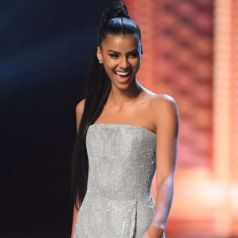 Miss South Africa Tamaryn Green Is Runner-Up At The Miss Universe Pageant