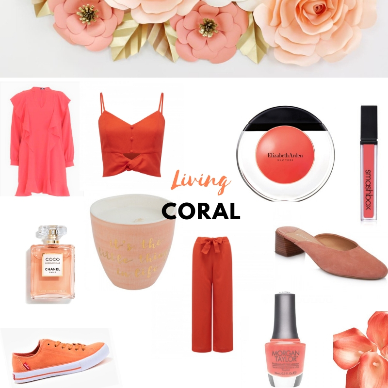 Pantone's 2019 Colour of the Year Is Living Coral, a Shade For The Fashion and Beauty Lover