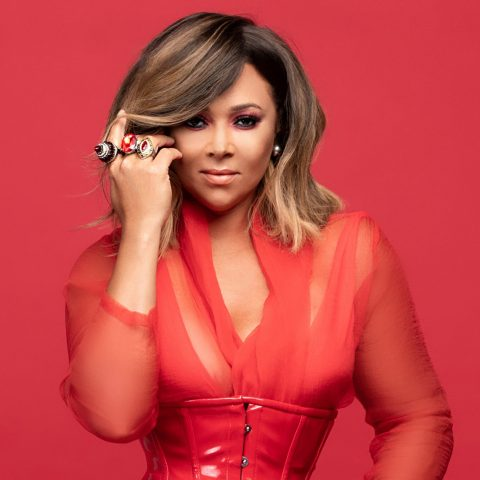 Singer Tamia Is Heading To SA To Promote Her New Album