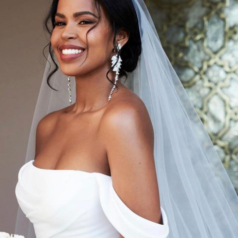 Actor, Idris Elba and Sabrina Dhowre's Tie The Knot