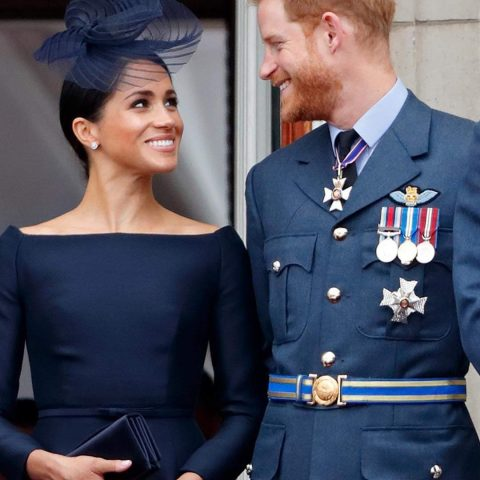 It's A Boy! Meghan Markle And Prince Harry Welcome Baby