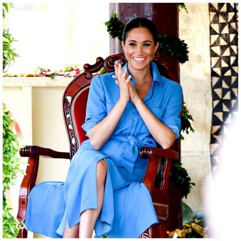 Meghan Markle Sets An Example By Admitting She's Not Okay