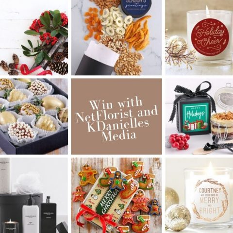 Win A Christmas Hamper From NetFlorist And KDanielles Media