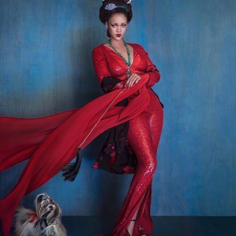 Rihanna's Foundation Donates More Than R88 Million To Curb Covid-19