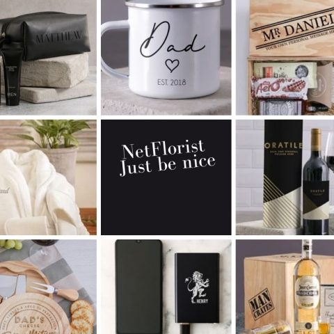 Last-Day Fathers' Day Gifts From NetFlorist To Spoil Your Dad With