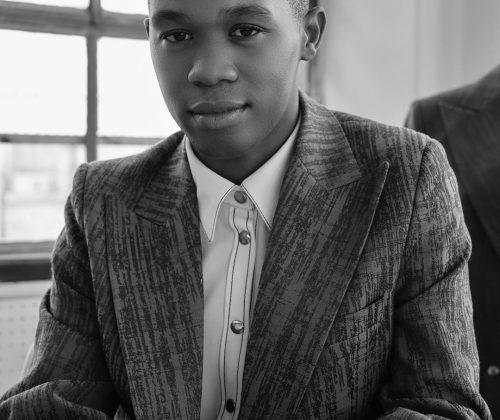 Thebe Magugu Is Part Of An International Retailer's Innovators Programme