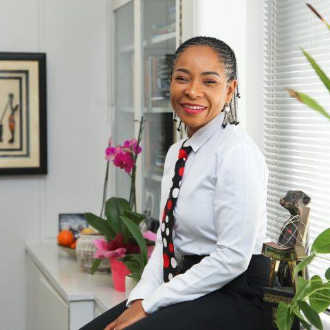 From A Mentor's Desk: Meet UCT'S Vice-Chancellor Professor Mamokgethi Phakeng
