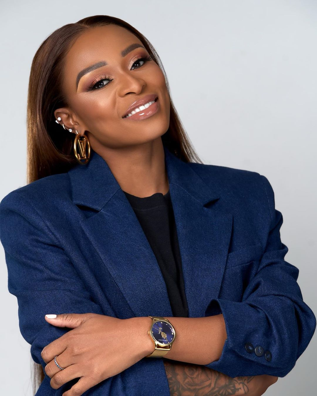 DJ Zinhle Acquires Equity In Wine Brand And Takes Over As CEO