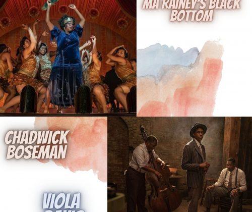 Watch Trailer of Chadwick Boseman's Last Film, Ma Rainey's Black Bottom