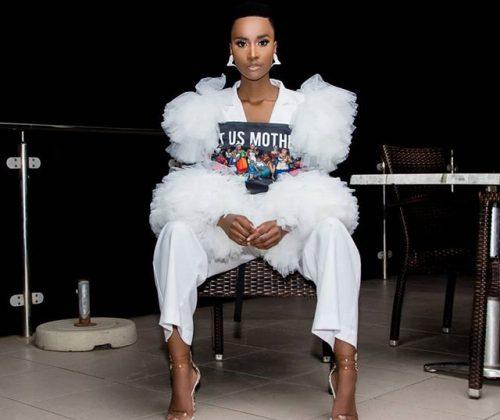 Zozibini Tunzi Amongst African Stars Nominated For E! People's Choice Award