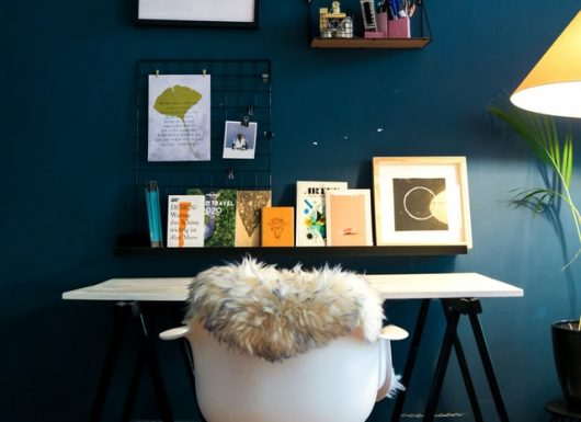 5 Tips To Make Your Home Office #Workcation Goals