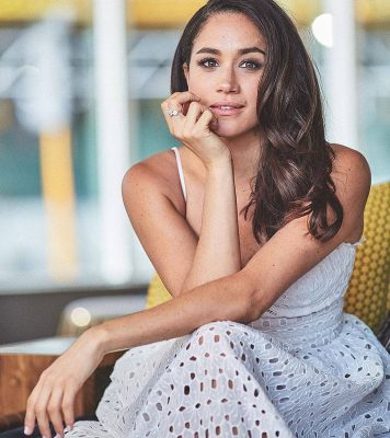 Meghan Markle Authors A Children's Book Called The Bench
