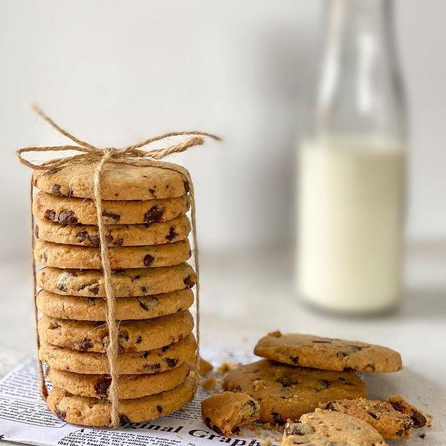 Sis baked cookies