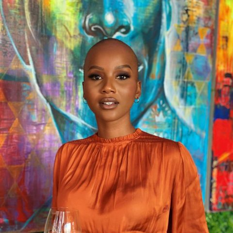 Miss South Africa Shudufhadzo Musida Will Address a United Nations' Event