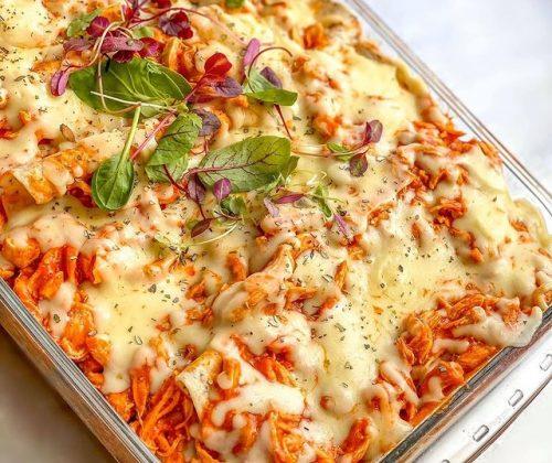 Chicken Enchilasanga recipe