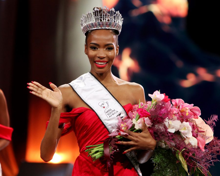 Meet Lalela Mswane, The 24-Year-Old Miss South Africa 2021